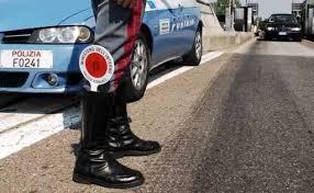 Sicurezza su strada. La Polizia denuncia 4 automobilisti per guida in stato di ebbrezza
