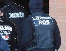 MESSINA. IMPORTANTE OPERAZIONE ANTIMAFIA DEI CARABINIERI DEL ROS