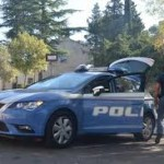 La Polizia di Stato ferma 5 cittadini albanesi ritenuti responsabili di furto aggravato in abitazione, ricettazione e detenzione illegale di armi