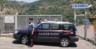 Mongiuffi Melia. Spara 2 proiettili verso gli occupanti di un'autovettura. I Carabinieri effettuano un fermo di indiziato di delitto di tentato omicidio