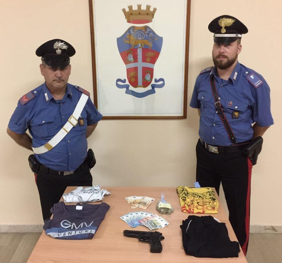 Messina: carabinieri arrestano in flagranza di reato 2 giovani per rapina aggravata ad un tabaccaio