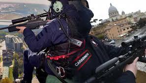 Esercitazione congiunta tra le unità di primo intervento antiterrorismo della Polizia di Stato e dell'Arma dei Carabinieri a Roma, Bologna e Genova