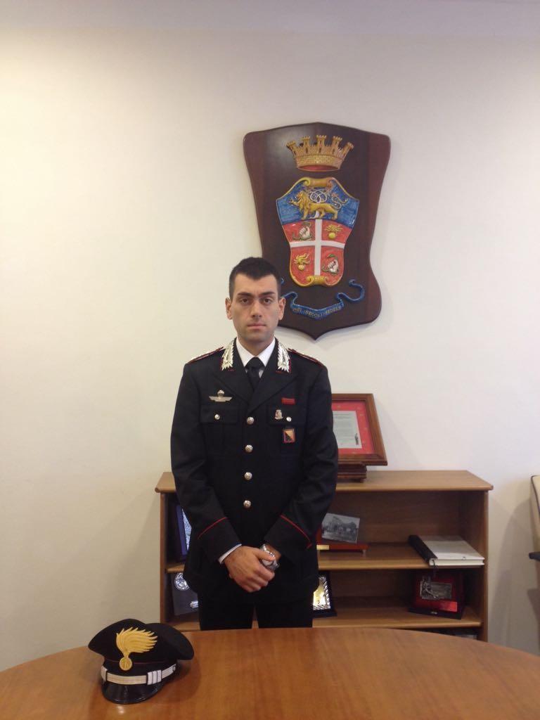 Cambio al comando della compagnia carabinieri di Messina, Barcellona p.g. e Santo Stefano di Camastra