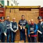 Sequestrate oltre 350 tonnellate di pasta alimentare prodotta in Turchia con diciture dubbie