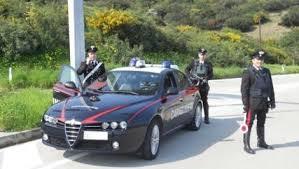 Arresto dei Carabinieri a Tortorici.  Non rispetta l'affidamento in prova e per lui si aprono le porte del carcere