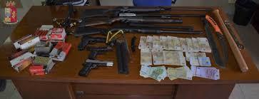 Armi ed esplosivi a Milazzo: la Polizia di Stato arresta diciannovenne