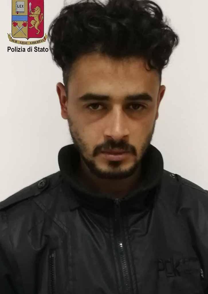 La Polizia di Stato arresta l'uomo evaso ieri dal carcere di Barcellona P.G.  Sorpreso e arrestato dai poliziotti sulla A18