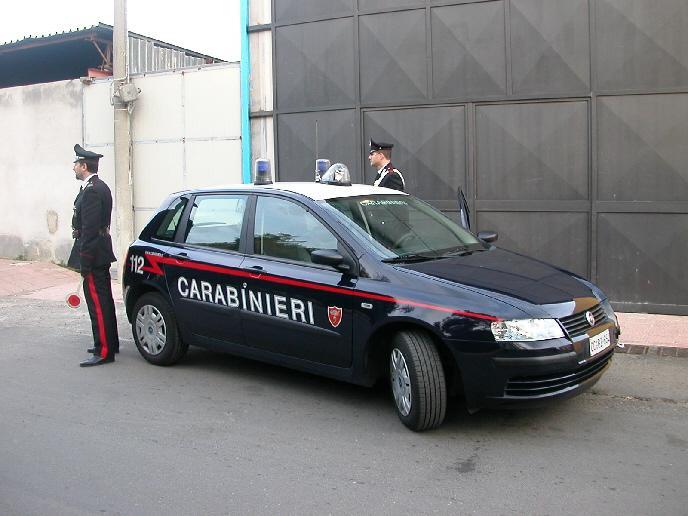 Messina: i Carabinieri arrestano pregiudicato messinese in esecuzione di ordine di carcerazione per furto