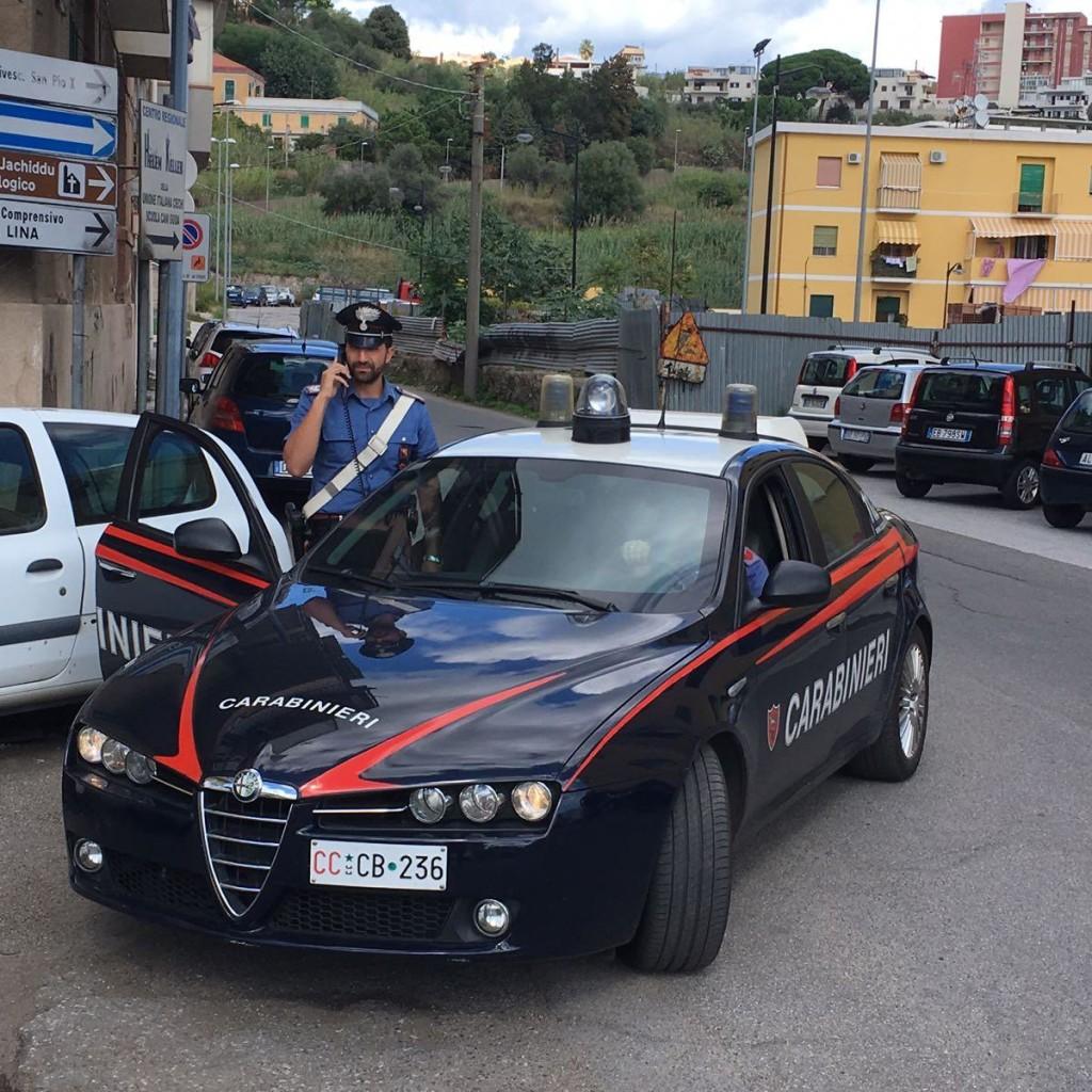 """Carabinieri Nucleo Radiomobile: Comincia l'operazione """"Periferie Sicure"""" dei Carabinieri del Comando Provinciale di Messina. Subito un arresto per evasione"""