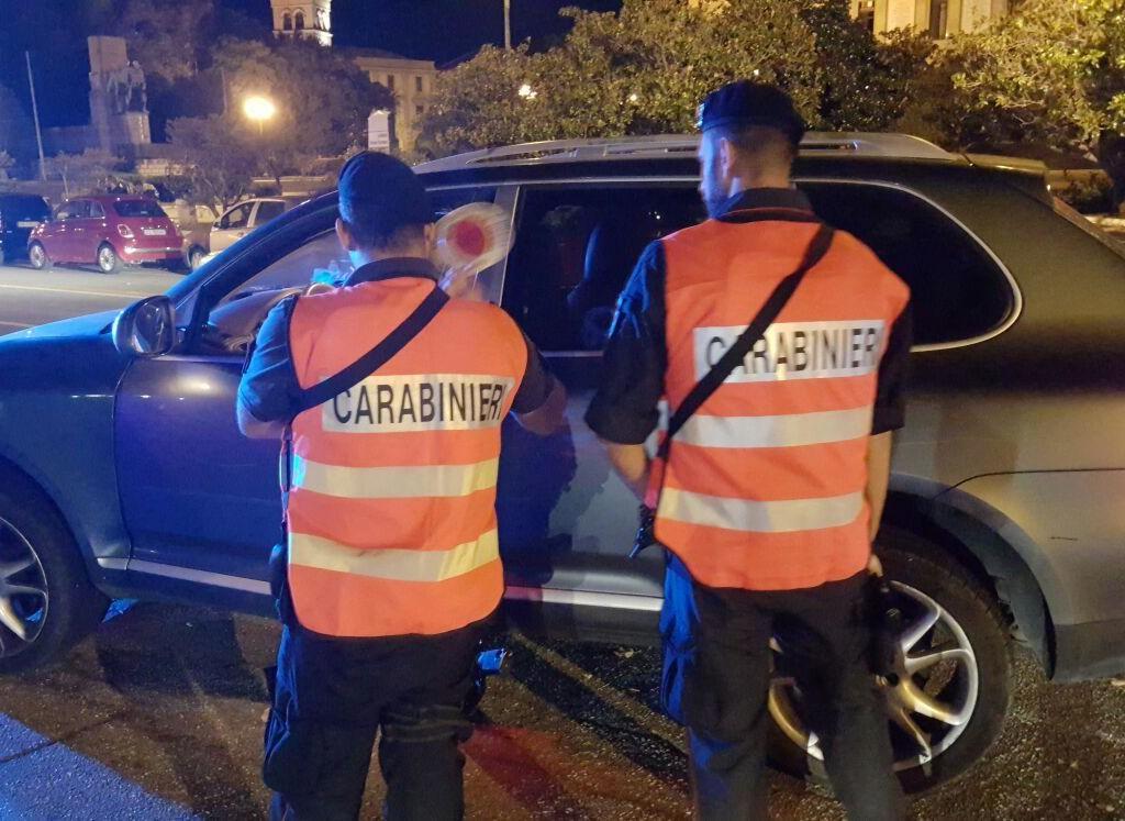 Carabinieri Messina: operazione 28 ottobre 2017