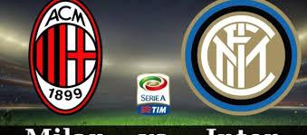 Febbrile attesa del derby di Milano