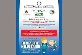 """Sabato 7 tavola rotonda sul tema: """"L'inserimento del bambino diabetico in ambito scolastico"""""""