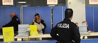 """10^ Operazione """"Global Airport Action Day""""  Biglietti aerei acquistati in frode: la Polizia di Stato partecipa ad una  maxi-operazione che ha interessato 61 Stati nei 5 Continenti"""