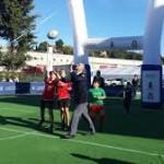 Conclusa ad Ancona la prima giornata delle Feste del Rugby 2017