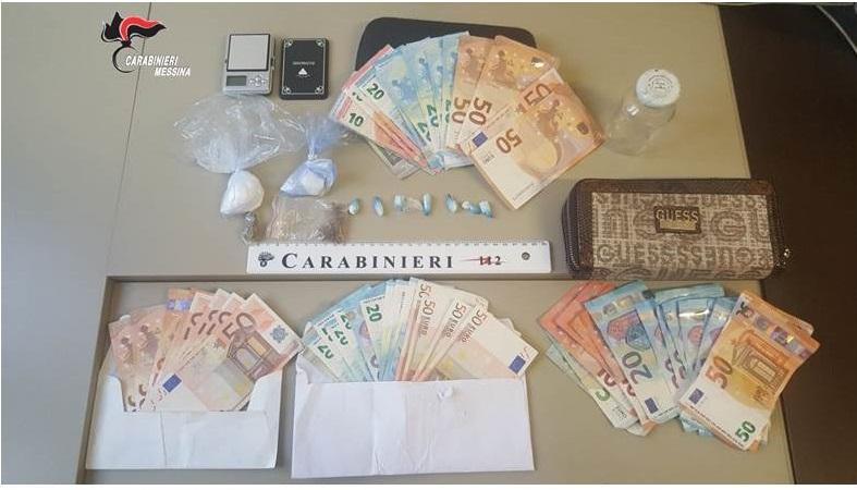Carabinieri Nucleo Radiomobile: arrestata in flagranza di spaccio