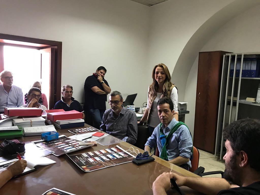"""Presentata a palazzo dell'Aquila la stagione teatrale di """"QuiNteatro"""""""