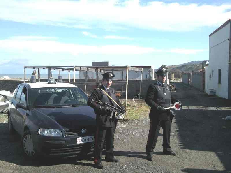 Attività dei Carabinieri di Messina: 2 arresti