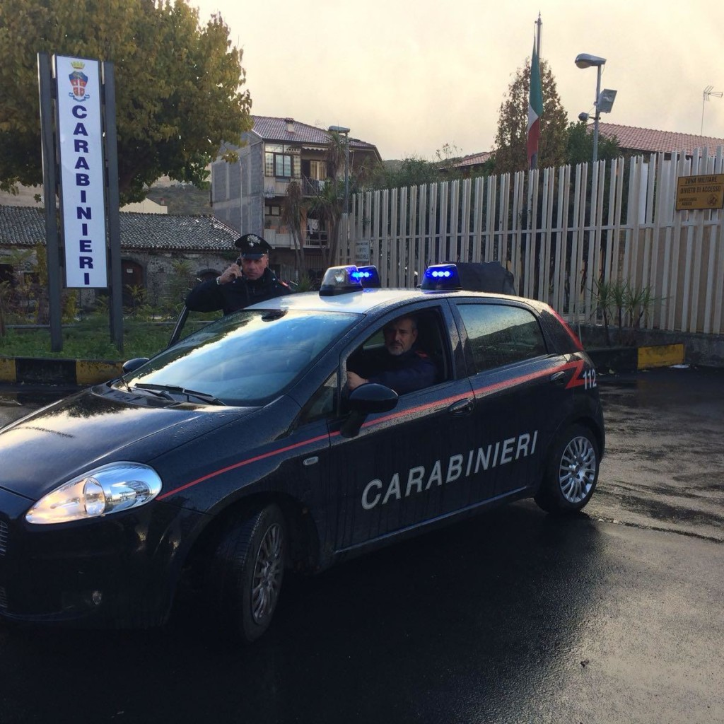 I Carabinieri della Stazione di Montalbano Elicona eseguono misura cautelare degli arresti domiciliari per furto e riciclaggio