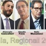 Voto Sicilia, alle 22 affluenza al 46,76% (-0,65%)