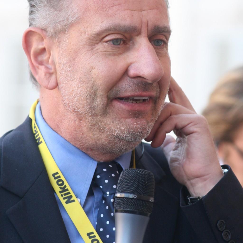 Beppe Gandolfo e il suo amore per il giornalismo