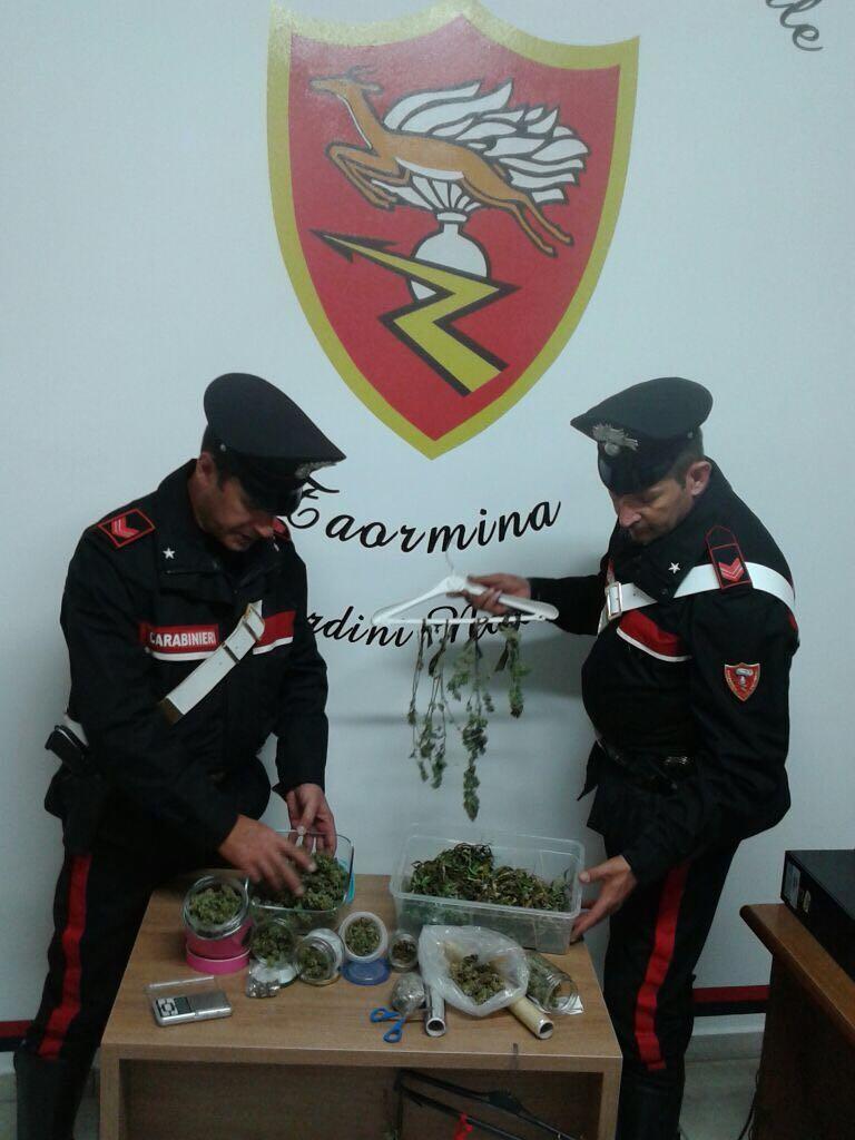 Attività istituzionali dei Carabinieri a Messina e Giardini Naxos