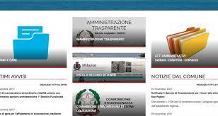 Online il nuovo sito del Comune di Milazzo