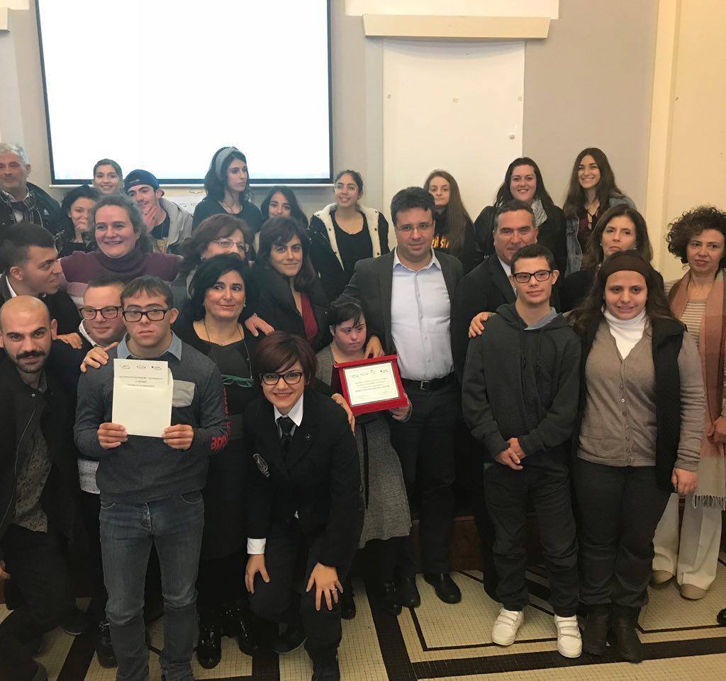 """L'Istituto superiore """"Antonello"""" e il Liceo artistico """"Basile"""" si aggiudicano  il primo premio al """"Premio Storie di Alternanza"""""""