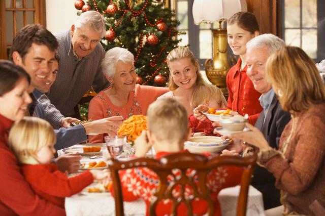 Nutrirsi di famiglia