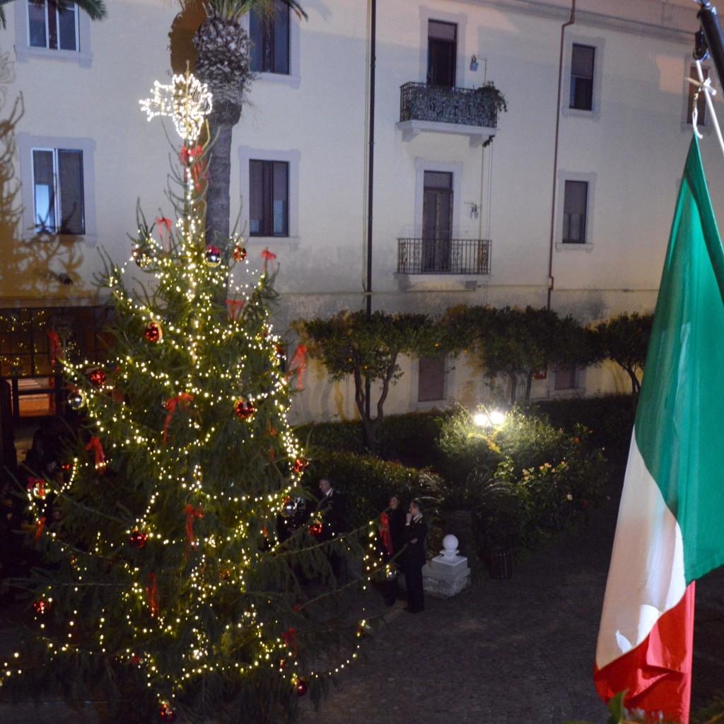 Aria di Natale per i Carabinieri di Messina