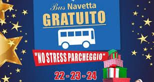 Milazzo. Bus navetta gratuito per fare shopping in serenità nel centro cittadino