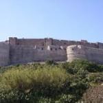 Castello di Milazzo, visite ed incassi in aumento