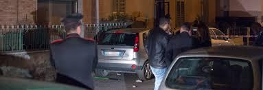 APRILIA (LT): IDENTIFICATI E FERMATI I RESPONSABILI DELL'OMICIDIO DI LUCA PALLI