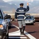 ROMA. UN ANNO CON LA POLIZIA STRADALE