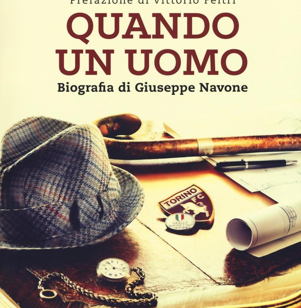 """""""Quando un uomo"""", la vita di Giuseppe Navone"""