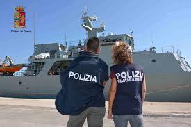 Sbarco del 10 dicembre a Messina. La Polizia di Stato ferma quattro presunti scafisti