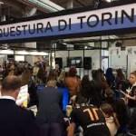 """La Polizia di Stato di Torino ha arrestato il leader e un militante  del centro sociale marxista """"Askatasuna"""" e  un esponente del centro sociale Newrotz di Pisa…"""