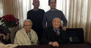 Gli auguri di Formica e Bagli al nuovo centenario di Milazzo
