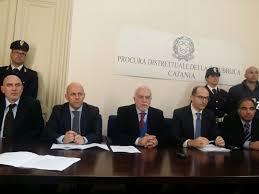 """Catania. Operazione """"Adranos"""""""