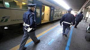CONSUNTIVO ATTIVITA' POLIZIA FERROVIARIA 2017  OLTRE UN MILIONE DI CONTROLLI NELL'ANNO IN CUI SI CELEBRA IL 110° ANNIVERSARIO DELLA PIU' ANTICA SPECIALITA' DELLA POLIZIA DI STATO