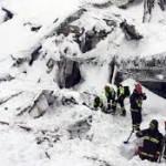 Primo anniversario dei tragici eventi calamitosi accaduti in Abruzzo nel gennaio 2017 e, in particolare, a Rigopiano (PE) ove persero la vita 29 persone ospiti di un albergo