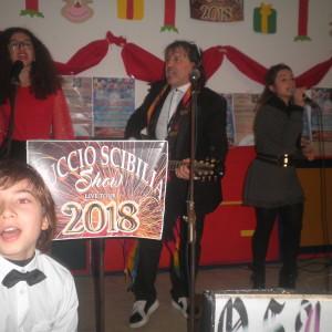 Via al tour 2018 della regione sicilia del noto show man Nuccio Scibilia