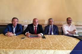 Il sindaco Formica incontra a Milazzo il presidente della Fir Sicilia, Orazio Arancio