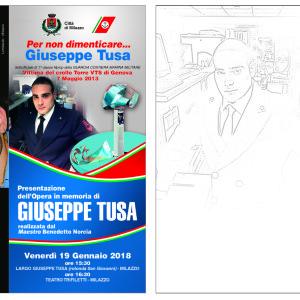 Benedetto Norcia e la sua arte, per ricordare Giuseppe Tusa