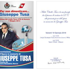brochure invito