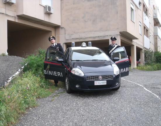Messina (ME): Ladri di motociclette arrestati dai Carabinieri