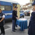 Nella giornata di San Valentino la Questura di Messina dice no alla violenza di genere: un messaggio a più voci lanciato dalla Galleria Vittorio Emanuele
