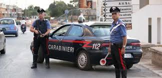 Carabinieri Messina: spaccia dentro l'auto – arrestato dai Carabinieri per cessione di cocaina