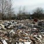 Polizia Metropolitana, sequestro di discarica abusiva con materiali pericolosi