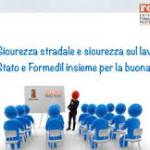 Formedil E POLIZIA DI STATO: FORMAZIONE E PREVENZIONE PER LA SICUREZZA STRADALE