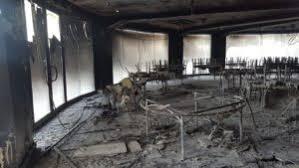 Messina (ME): arrestati dai Carabinieri i 2 autori dell'incendio della sala ricevimenti di Monforte San Giorgio